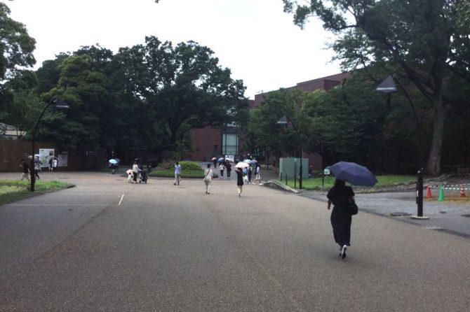 ル・コルビジェ弟子前川國男が設計し大林組が施工した東京都美術館