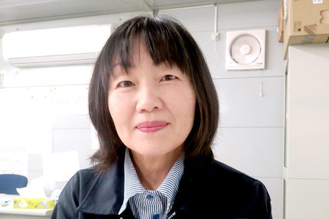 女性建設AutoCADオペレーターの齋藤奈緒子さん