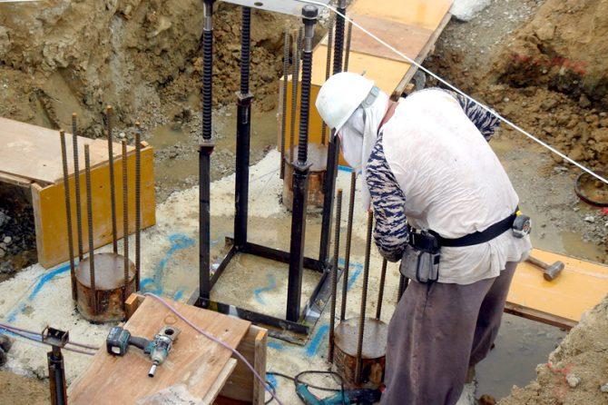 排水計画で起きた悲劇。掘削床より地下水位が低いと楽勝!?