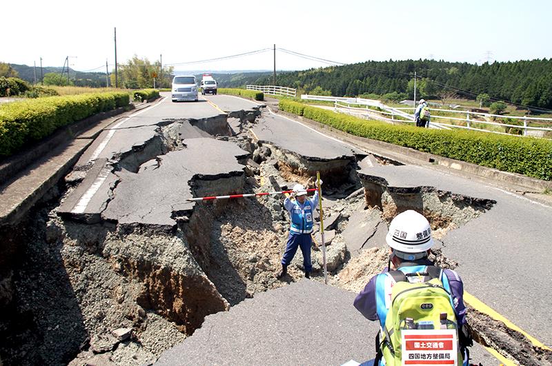 南海トラフ地震への備えは?四国...
