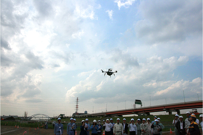 【写真でみる】大量離職時代に備え、東京都でも「ICT土工」本格スタート!
