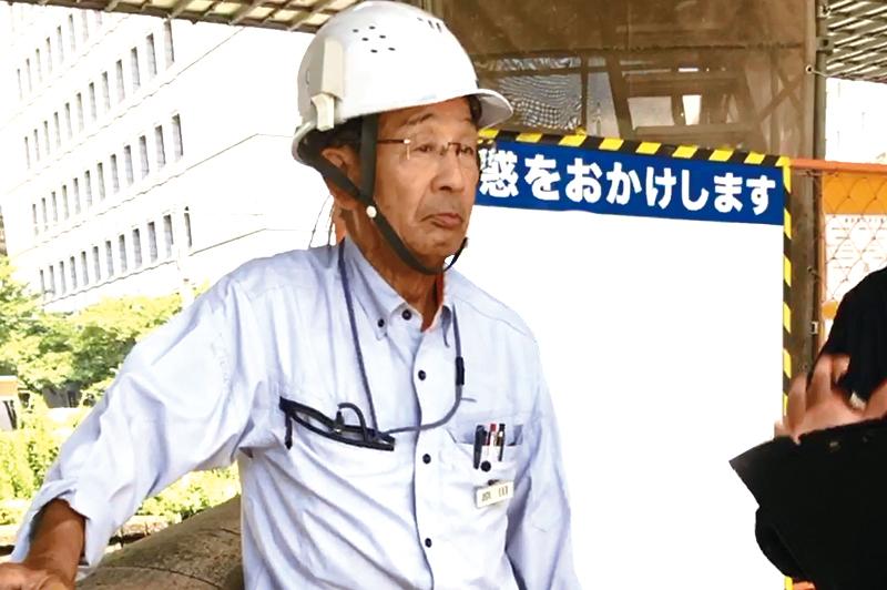 「1日も欠勤しない」70歳現役の1級土木施工管理技士