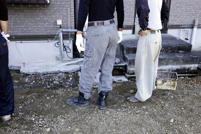「施工方法で口論に…」管理者と施工者は、ぶつかりあうべき?