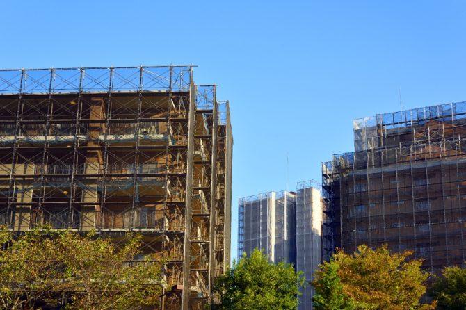 「新築施工の会社」は「改修修繕の会社」より偉いのか?