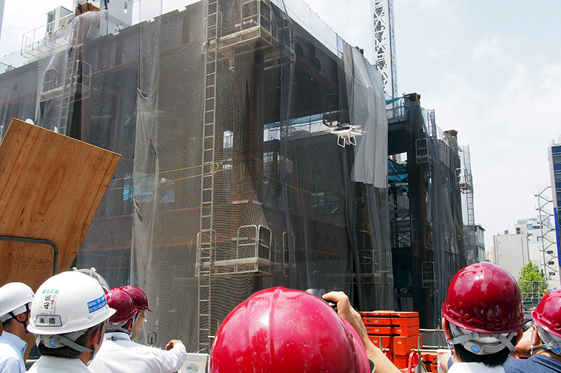 三井不動産がベンチャーと協業し、「建築現場の効率化」に乗り出したワケ