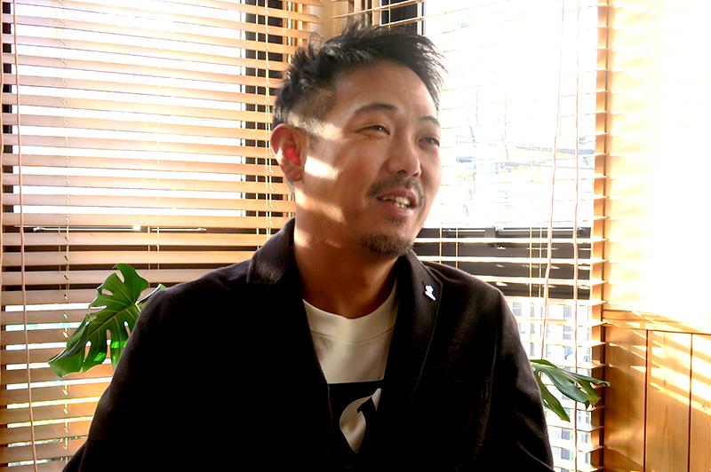 株式会社OKUTA執行役員施工監理部部長の高橋拓也さん