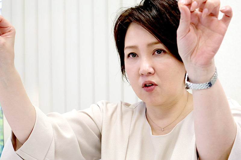 泊美香 SiftDDD株式会社代表取締役
