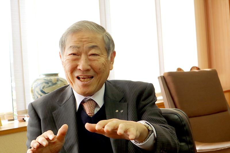 西田工業株式会社 西田泰晤・代表取締役社長