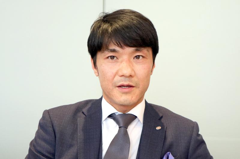 三和建設株式会社 常務取締役・大阪本店長の辻中敏さん