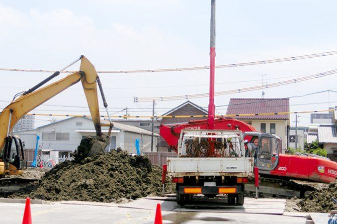 ユニック車で大惨事!足場架設工事の最恐事故体験
