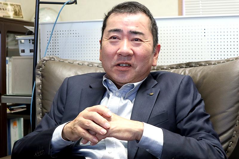 福井孝典 / 株式会社福井組代表取締役社長