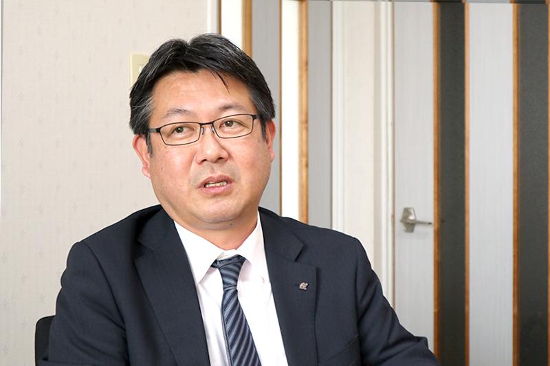 株式会社トプコンソキアポジショニングジャパン取締役・営業本部長 鈴木敏之さん