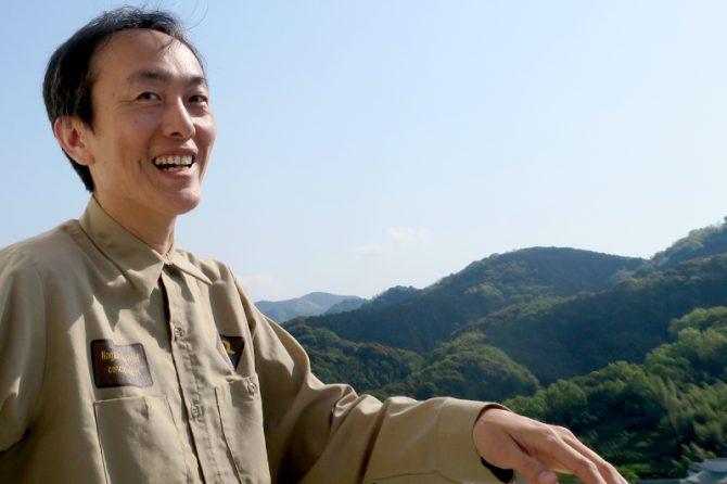 長岡生コンクリート代表取締役社長、元気な生コンネットワーク(GNN)設立者、宮本充也氏