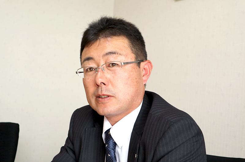 生田洋巳・株式会社金剛システム販売課測量機S&Sリーダー