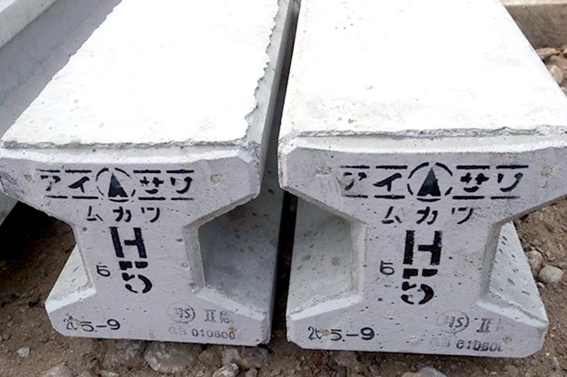 會澤高圧コンクリート鵡川工場の製品