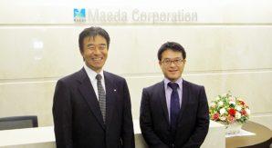 前田建設ファンタジ—営業部が、「マジンガーZ INFINITY」とのコラボで業界内外に伝えたかったこと
