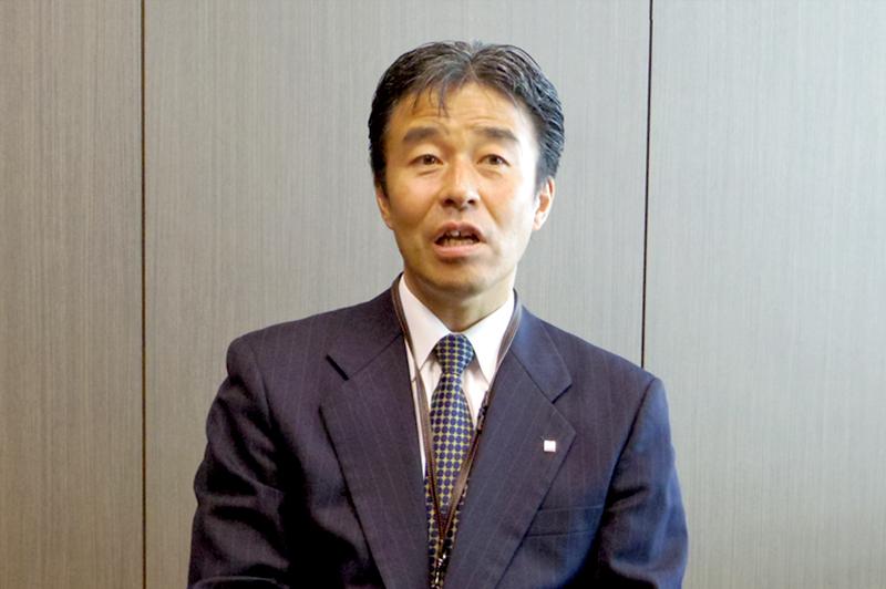岩坂照之さん 技術研究所インキュベーションセンター長 広報グループに在籍していた2003年、前田建設ファンタジ—営業部を創設した。「当時は若かったし怖いもの知らずだったからできたのかも」と振り返る。