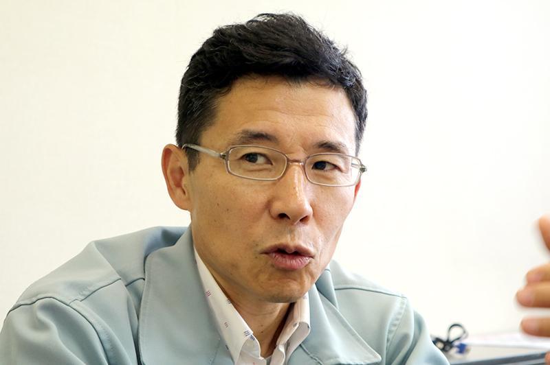 内山雅仁 株式会社内山建設社長