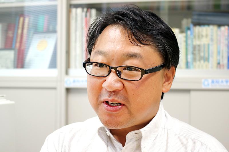 原 忠 高知大学 教育研究部 自然科学系理工学部門 教授