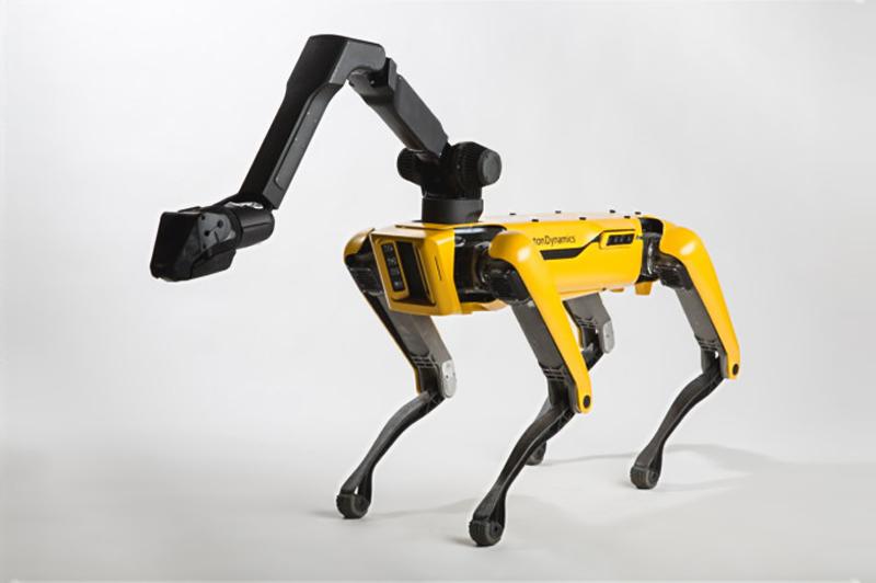 「四足歩行ロボット」が建設現場を巡回開始 竹中工務店とフジタ