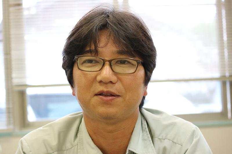 西口 雄二さん