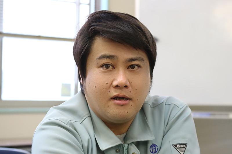 増田 陽祐さん