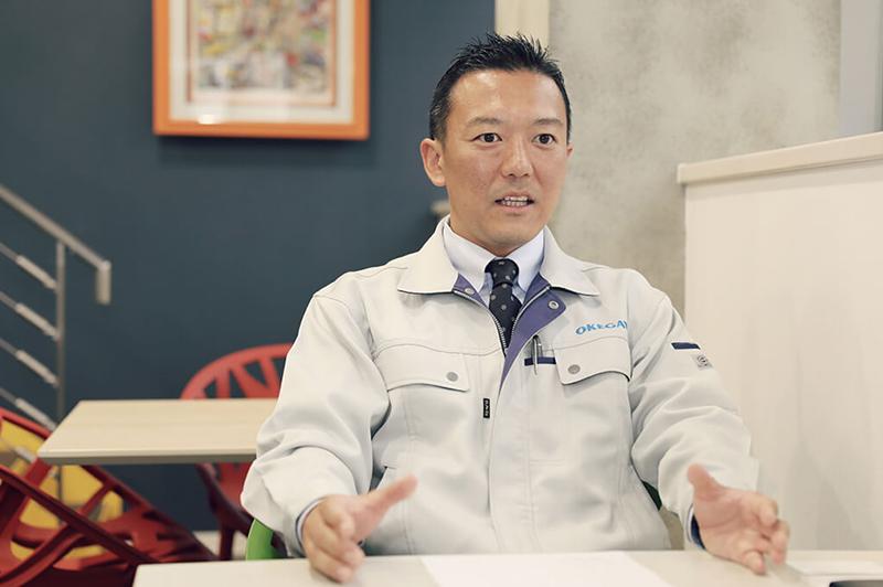桶川工業株式会社 西村匠 代表取締役