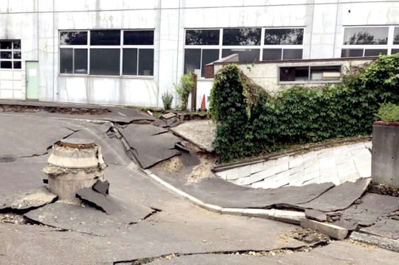 北海道地震で傾いた家を直すための参考意見