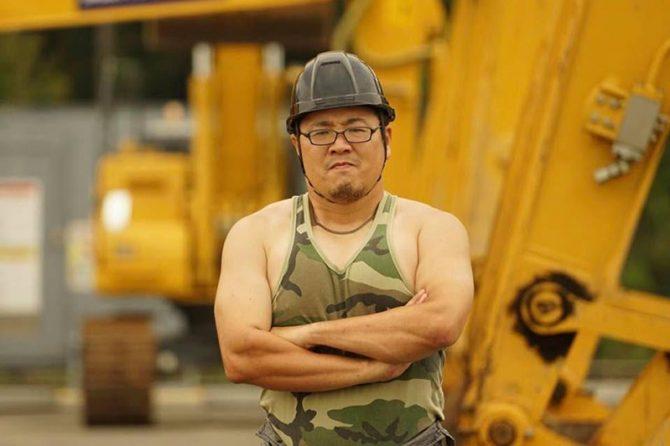 軍艦島の守り人、土木技術者・出水享