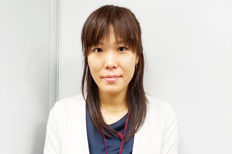 大和ハウス工業 ロボット事業推進室の大塚弘子さん