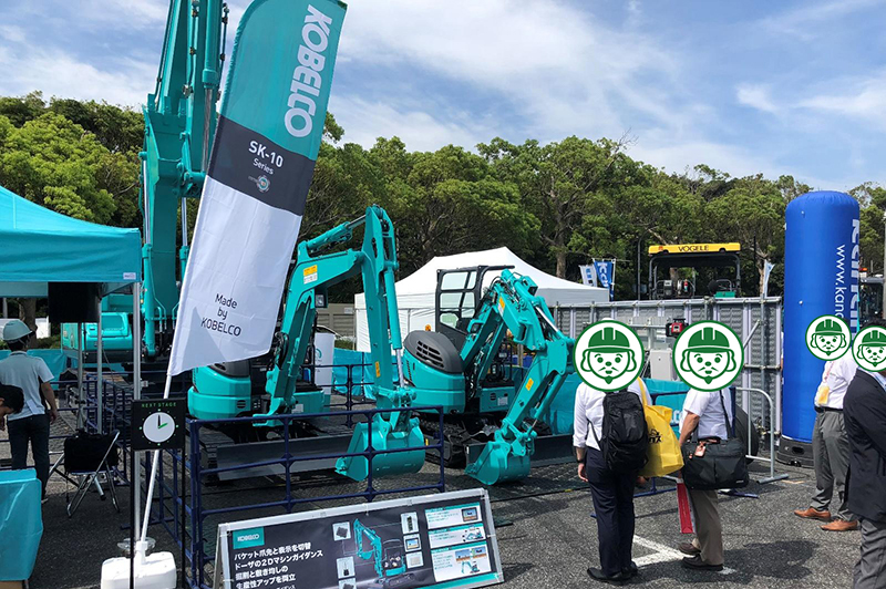 建機に起きている排土板革命 「建設・測量生産性向上展(CSPI-EXPO)」の感想