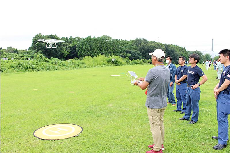 日本初、パイロットによるドローン技術者養成「熊本県ドローン技術振興協会」