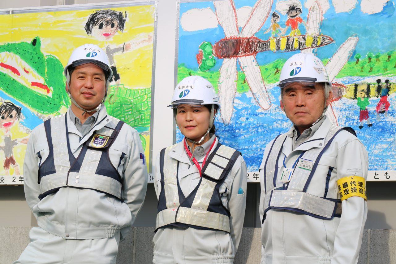 安藤ハザマの土木技術者3名が語る「シールド工事の醍醐味」とは?