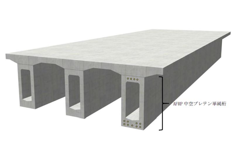 三井住友建設、せん断補強筋が不要な高強度コンクリートを橋梁に初適用
