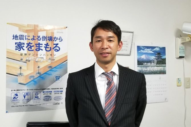 岡田工業の岡田健太郎専務取締役