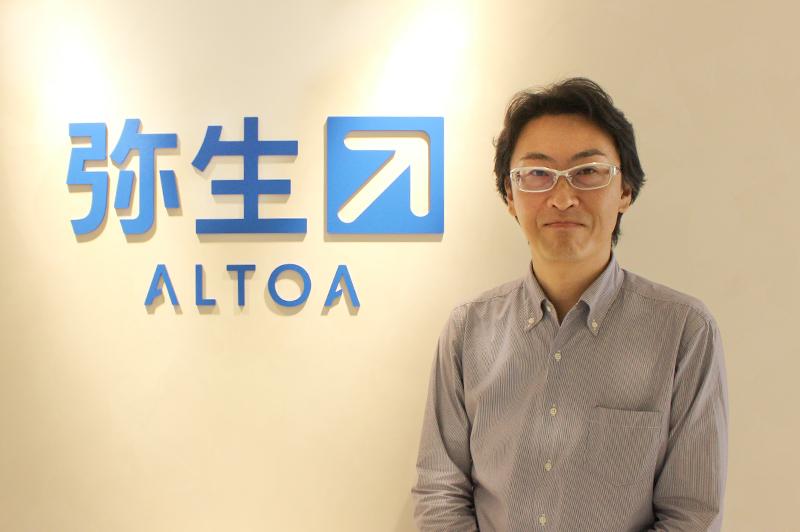 アルトア株式会社 シニアマネージャー 池田威一郎氏
