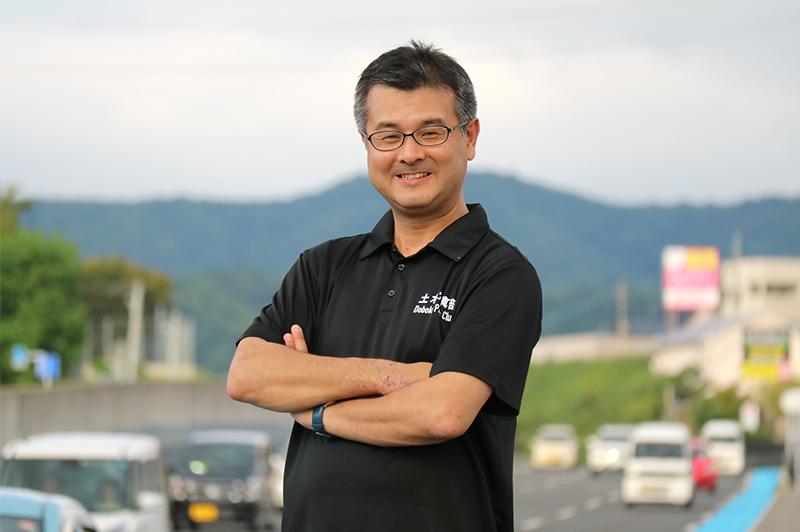 松永昭吾・株式会社共同技術コンサルタント福岡支店長