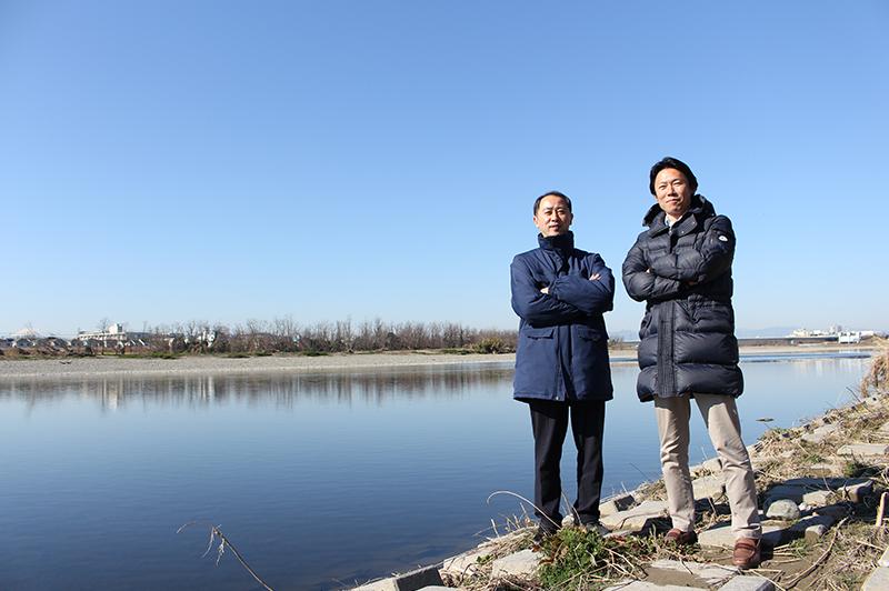 """""""月3万円~""""で水害大国・日本を守る。河川工事でも水位計の設置がスタンダードとなるか?"""