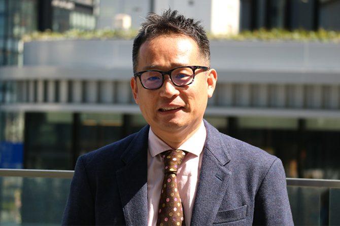 小寺健史・ブラスト施工技術研究会会長(極東メタリコン工業株式会社代表取締役専務)