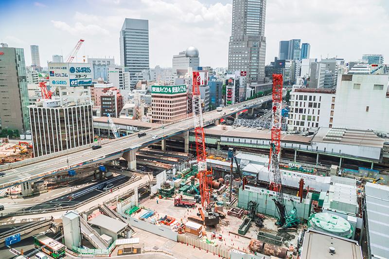 【新型コロナ】相次ぐ工事中断で、小規模建設会社は倒産・廃業か?