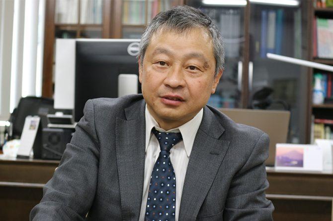 真鍋 英規さん(株式会社CORE技術研究所 代表取締役社長)