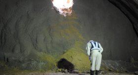"""「暗闇の先の光見て」コロナ禍の""""希望のトンネル貫通写真""""が心に響く"""