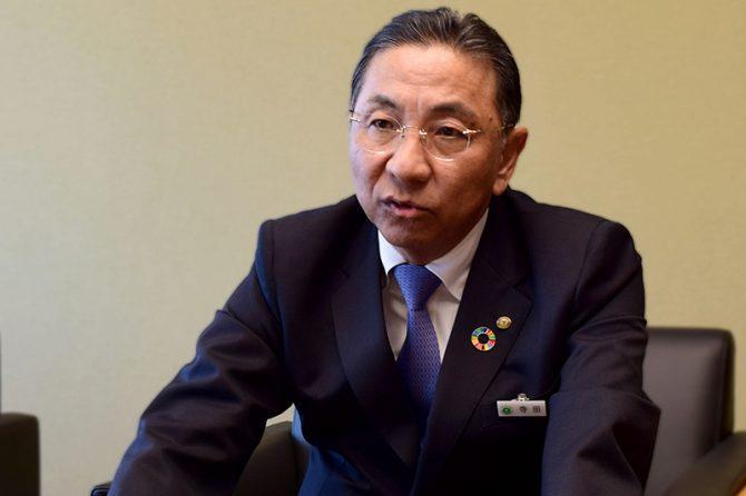寺田 光宏(東急建設株式会社 代表取締役社長)