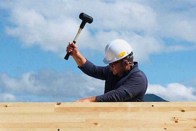 天野保建築の天野洋平専務