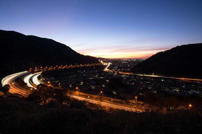 【構造物偏愛のすすめ】東名高速道路「右ルート、左ルート」(神奈川県松田町~山北町)