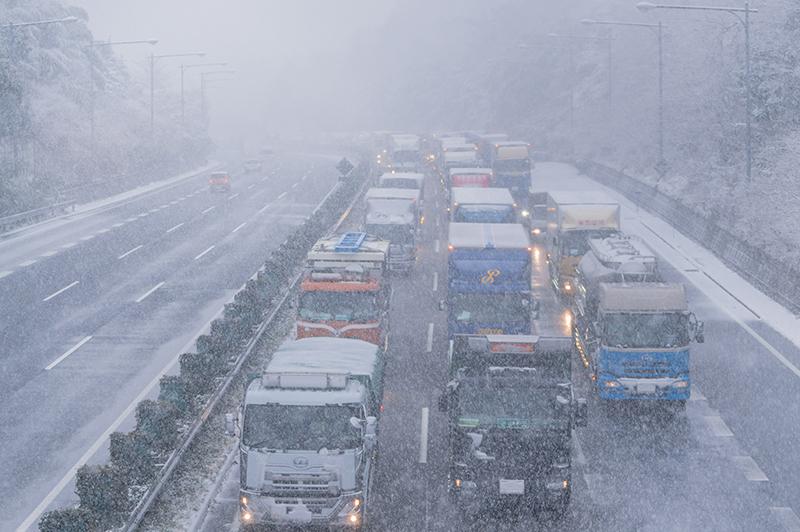 【構造物偏愛のすすめ】東名高速道路「右ルート、左ルート」 神奈川県松田町~山北町