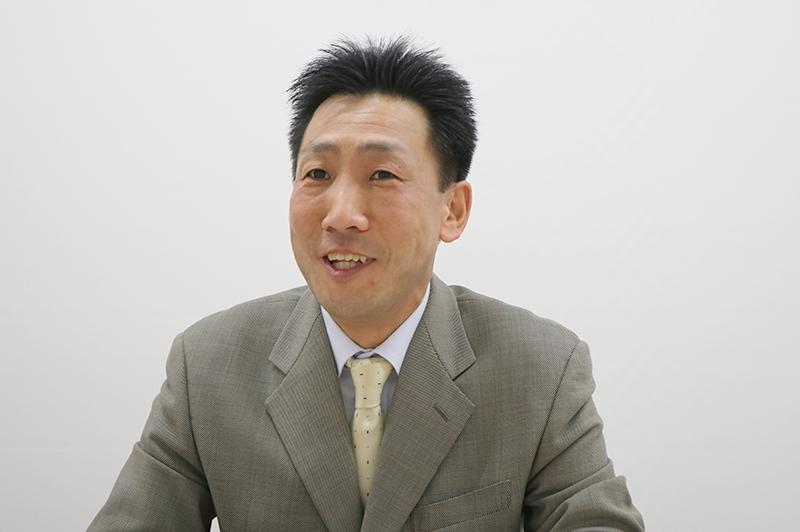 下大迫 修さん(株式会社CORE技術研究所 技術部課長)