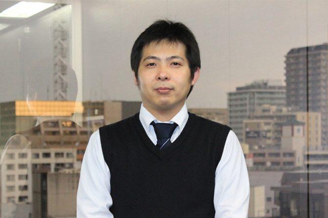 稲葉 圭亮さん(日本エンジニアリング株式会社保全技術室係長)