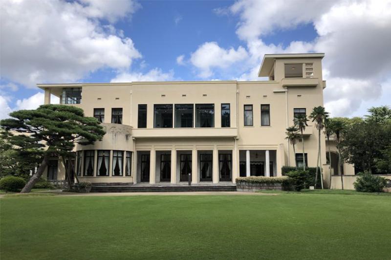 【名建築で昼食を】ロケ地「目黒庭園美術館」に早速、行ってみた。