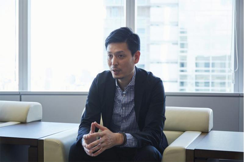 工機ホールディングス株式会社 日本事業統括本部 HC推進部長 押井奨さん
